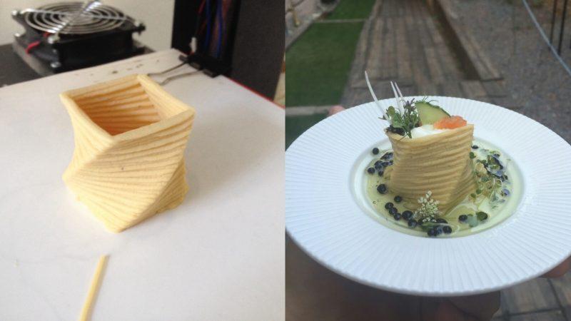 3D print cheese